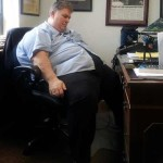 fat union boss