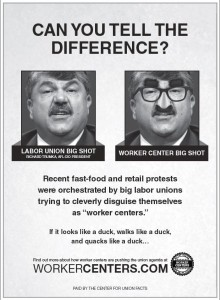 Trumka Ad Roll Call