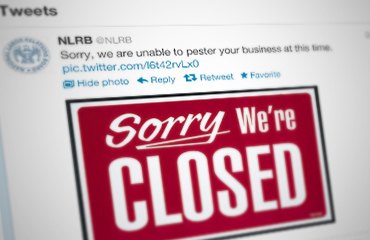 Labor Pains - NLRB Shutdown