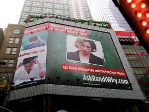 Ask Randy Why Billboard